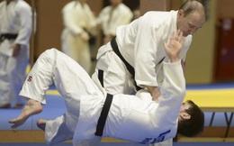 Lịch tập thể dục đáng học tập của tổng thống Nga Vladimir Putin