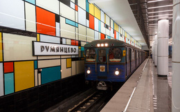 """Chân dung """"ông tổ"""" xây dựng tàu điện ngầm Nga sắp vào VN: Gần 100 năm kinh nghiệm, xây 90% trạm metro ở Moscow"""