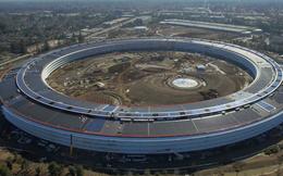 Trụ sở 5 tỷ USD hình chiếc nhẫn đẹp như mơ của Apple sẽ chính thức hoạt động vào tháng 4
