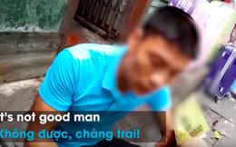 """Clip: Sau chuyện khách Tây mua bịch bánh rán 700k, đến lượt PV nhập vai bị """"chém đẹp"""" 300k tiền đánh giày ở Hà Nội"""