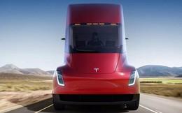 Tesla trình làng xe tải đầu tiên: chạy bằng điện, đi tới 800km trong 1 lần sạc, gầm thấp như xe con