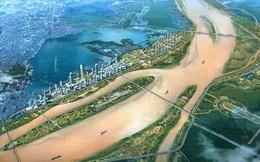 Hà Nội đề nghị cung cấp hồ sơ, số liệu cho Geleximco để lập đồ án quy hoạch hai bên bờ sông Hồng