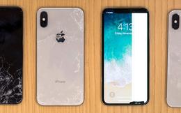 Thử nghiệm thả rơi iPhone X: rơi kiểu gì cũng vỡ, cũng hỏng, phí sửa rất đắt nên bạn phải cực kỳ cẩn thận khi dùng nó