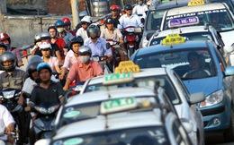 Hà Nội muốn tất cả taxi chung một màu sơn từ 2025