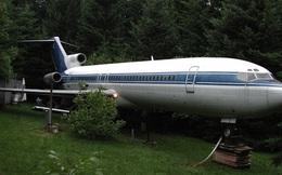 Cứ ngỡ đây là máy bay bỏ hoang như trong phim, hóa ra bên trong là căn nhà trị giá hơn 2 tỉ đồng