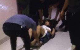 Hà Nội: Gặp sự cố thang máy khi lên tầng 26 tòa Hei Tower uống cafe, 1 phụ nữ bị gãy xương đùi