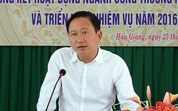 Trịnh Xuân Thanh đến cơ quan điều tra đầu thú