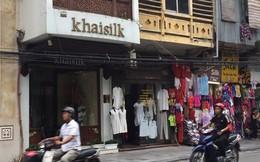 Cửa hàng Khaisilk 113 Hàng Gai đạt doanh thu hơn 14 tỷ đồng trong 9 tháng