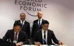 Việt Nam và WEF ký thỏa thuận hợp tác để đón đầu Cuộc cách mạng công nghiệp lần thứ 4
