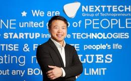 """Jack Ma nhận xét đây là """"một câu hỏi rất hay"""", nhưng ngập ngừng lúc sau mới trả lời được Chủ tịch NextTech - Nguyễn Hoà Bình"""