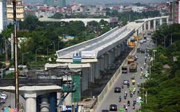 Dự án đường sắt Cát Linh - Hà Đông vay thêm 5.500 tỷ từ phía Trung Quốc