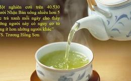 Hơn 40 nghìn người Nhật Bản thử nước uống này và công dụng tuyệt vời không ngờ đến