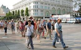 Hơn 1 triệu lượt khách quốc tế đến Việt Nam trong tháng đầu năm