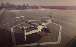 Uber ký kết thỏa thuận hợp tác với NASA để phát triển taxi bay