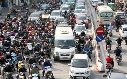 Đây là những chỉ đạo cấp bách của Chính phủ để 'dẹp' tắc đường tại Hà Nội và Tp. Hồ Chí Minh