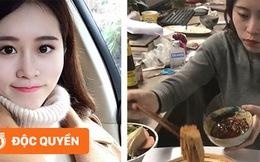 """Phỏng vấn """"thánh ăn vụng"""" Trung Quốc trong loạt clip nấu ăn nơi làm việc khuynh đảo MXH"""