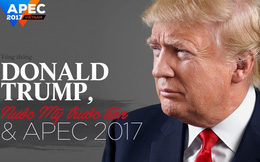 Tổng thống Donald Trump, Nước Mỹ trước tiên & APEC 2017