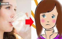Vì sao uống nước kiểu này sảng khoái tức thì - hậu quả dài lâu?