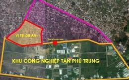 Ai đứng sau dự án hơn 500 triệu USD của Alibaba Tây Bắc TP. Hồ Chí Minh?