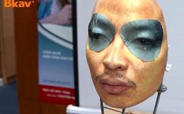 BKAV lại một lần nữa dùng mặt nạ mới để qua mặt Face ID, ngay cả khi đã reset lại từ đầu tính năng này