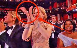 """Đây chính là lý do khiến nàng """"thiên nga"""" nước Úc Nicole Kidman vỗ tay """"dị"""" đến vậy"""