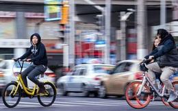 """Trung Quốc """"tắc nghẽn"""" với dịch vụ chia sẻ xe đạp"""