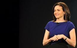 """Sheryl Sandberg: Đứng dậy sau mất mát với """"Phương án B"""""""