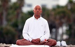 Doanh nhân đa tài Russell Simmons nói gì về thiền, yoga?