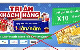 Bộ Công an: Nhiều website thương mại điện tử được lập ra để lừa đảo