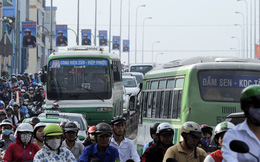Học được gì từ chính sách cấm xe máy của Yangon và Quảng Châu?