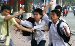 Giải quyết mâu thuẫn bằng nắm đấm: Hành động của người chưa trưởng thành