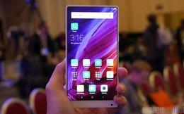 Smartphone không viền sẽ bùng nổ năm 2017