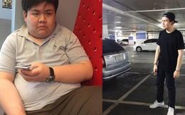 Bị mọi cô gái từ chối, chàng béo tạ rưỡi ở Thái Lan quyết tâm giảm cân và cái kết mỹ mãn