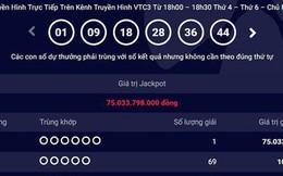 Trúng Jackpot 75 tỷ đồng ngay trước trận chung kết U23 Việt Nam