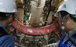 Thận trọng đào đường hầm thứ 2 tuyến metro Bến Thành - Suối Tiên