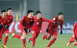 Giành ngôi vị á quân châu Á, giá chuyển nhượng các cầu thủ U23 Việt Nam tăng vọt