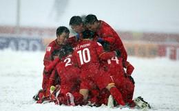 Không thu thuế tiền thưởng là quà tặng cầu thủ U23 Việt Nam