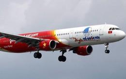 Vietjet Air bị phạt 40 triệu đồng vụ người mẫu hở hang trên máy bay đón U23 Việt Nam