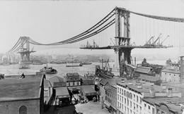 Những hình ảnh khó tin về New York trước khi lột xác thành siêu đô thị