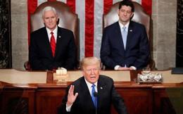 Tổng thống Trump: Đây là thời khắc mới của nước Mỹ
