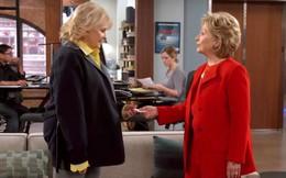 Bà Hillary Clinton bất ngờ đóng phim truyền hình