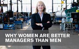Nghiên cứu cho thấy nhân viên làm việc dưới quyền sếp nữ cho kết quả tốt hơn sếp nam