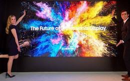 Được định giá 60 tỷ USD, Samsung củng cố vị trí thương hiệu TV hàng đầu thế giới trong danh sách Interbrands