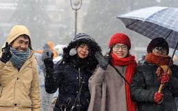 Đầu tuần tới, không khí lạnh tăng cường, nhiệt độ Bắc Bộ tiếp tục giảm sâu