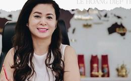 """Bà Lê Hoàng Diệp Thảo biên """"tút"""", tố cáo nhóm thao túng giả mạo giấy tờ để chiếm Trung Nguyên IC"""