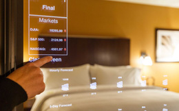 Tại sao châu Á đang dẫn đầu cuộc đua về công nghệ khách sạn thông minh?