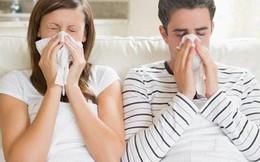 """Thời tiết thay đổi, đây là cách giúp bạn """"chặn đứng"""" nguy cơ lây cảm cúm dù tiếp xúc rất gần với người bệnh"""