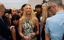 Chân dung người vợ góa được thừa hưởng 21,3 tỷ USD từ Steve Jobs