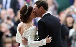 Những hình ảnh trong đám cưới cổ tích của Công chúa Eugenie - cháu gái Nữ hoàng Anh