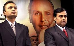 Hai anh em tỷ phú giàu có nhất Ấn Độ chia nhau đế chế hàng trăm tỷ USD của gia đình do cha mất mà không để lại di chúc, số phận 2 người sau 16 năm hoàn toàn khác nhau